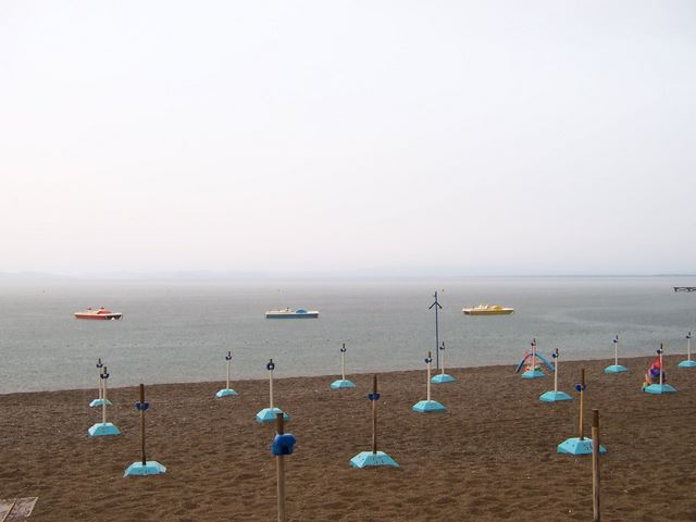 Weather is usually sunny in Argentario