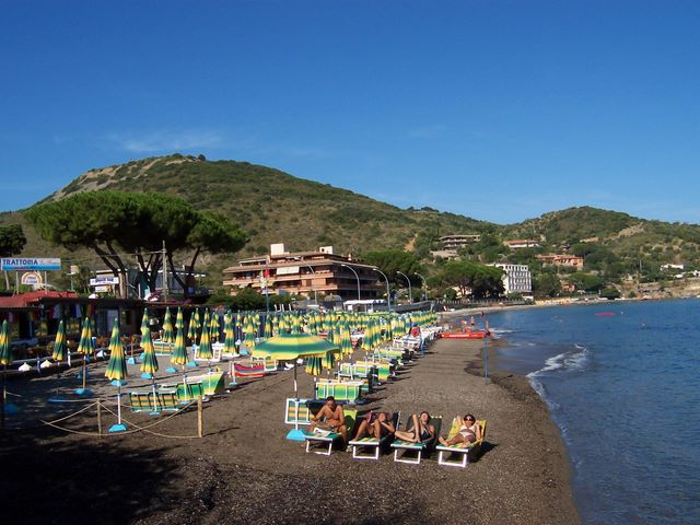 Quality holidays in the Tuscany seaside